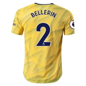 Hector Bellerin Arsenal 19/20 Authentic Away Jersey by adidas