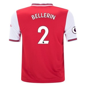 Hector Bellerin Arsenal 19/20 Youth Home Jersey by adidas