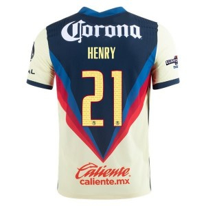 Henry Martín Club América 20/21 Authentic Home Jersey by Nike