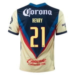 Henry Martín Club América 20/21 Home Jersey by Nike