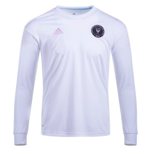 Inter Miami CF 2020 Long Sleeve Home Jersey by adidas