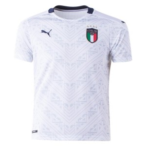 Italy Euro 2020 Youth Away Jersey by PUMA