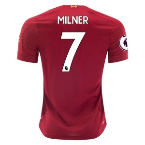 James Milner Liverpool 19/20 Home Jersey by New Balance