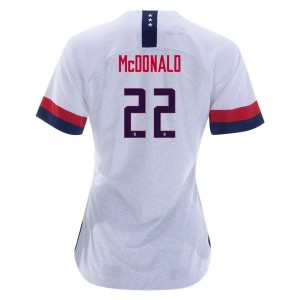 Jessica McDonald USWNT 2019 Authentic Home Jersey by Nike