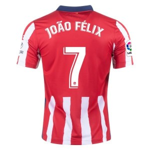 Joao Felix Atletico Madrid 2020/21 Home Jersey by Nike