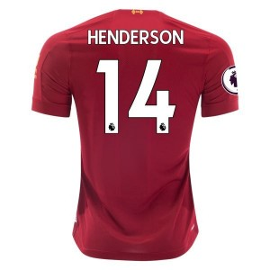 Jordan Henderson Liverpool 19/20 Home Jersey by New Balance
