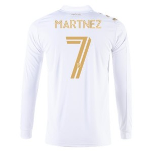 Josef Martinez Atlanta United 2020 Long Sleeve Away Jersey by adidas
