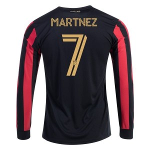 Josef Martinez Atlanta United 2020 Long Sleeve Home Jersey by adidas