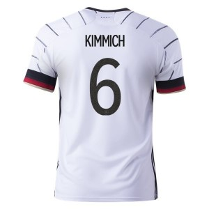 Joshua Kimmich Germany Euro 2020 Home Jersey by adidas