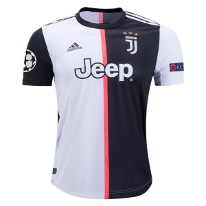 Juventus 19/20 Authentic UCL Home Jersey by adidas