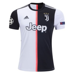 Juventus 19/20 UCL Home Jersey by adidas
