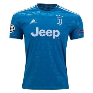 Juventus 19/20 UCL Third Jersey by adidas