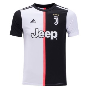 Juventus 19/20 Youth Home Jersey by adidas