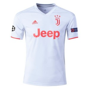 Juventus 19/20 Youth UCL Away Jersey by adidas