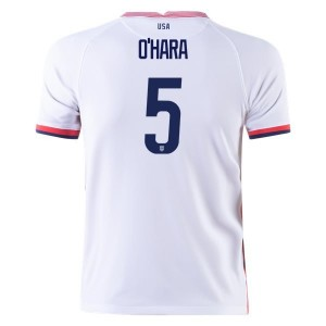 Kelley O'Hara USWNT 2020 Youth Home Jersey by Nike