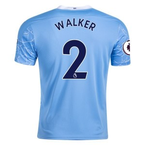 Kyle Walker Manchester City Home Jersey by PUMA