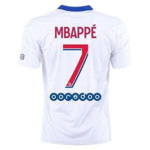 Kylian Mbappé PSG 20/21 Away Jersey by Nike