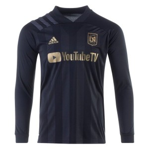 LAFC 2020 Long Sleeve Home Jersey by adidas