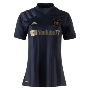 LAFC 2020 Womens Home Jersey by adidas