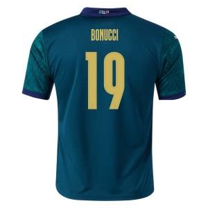 Leonardo Bonucci Italy Euro 2020 Renaissance Third Jersey by PUMA