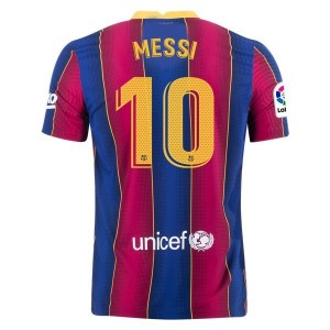 Lionel Messi Barcelona 20/21 Authentic Home Jersey by Nike