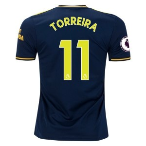 Lucas Torreira 19/20 Arsenal Third Jersey by adidas