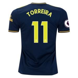 Lucas Torreira 19/20 Arsenal Third Jersey by adidas