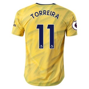 Lucas Torreira Arsenal 19/20 Authentic Away Jersey by adidas