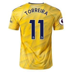 Lucas Torreira Arsenal 19/20 Away Jersey by adidas