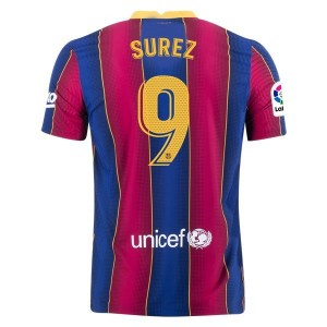 Luis Suárez Barcelona 20/21 Authentic Home Jersey by Nike
