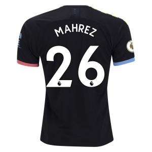 Mahrez Manchester City 19/20 Away Jersey by PUMA