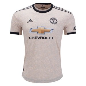Manchester United 19/20 Authentic Away Jersey by adidas