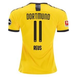 Marco Reus Borussia Dortmund 19/20  Home Jersey by PUMA