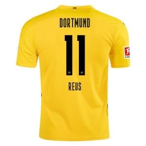 Marco Reus Borussia Dortmund 2020/21 Home Jersey by PUMA