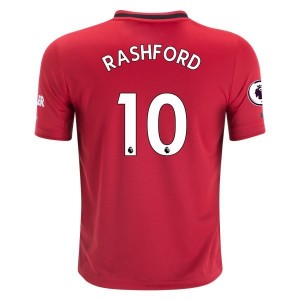Marcus Rashford Manchester United 19/20 Youth Home Jersey by adidas