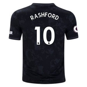 Marcus Rashford Manchester United 19/20 Youth Third Jersey by adidas
