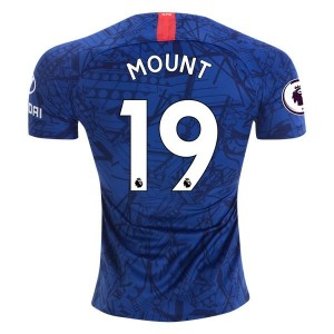 Mason Mount Chelsea 19/20 Home Jersey by Nike
