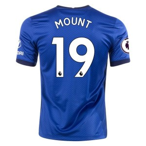 Mason Mount Chelsea 20/21 Home Jersey by Nike