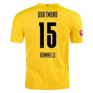 Mats Hummels Borussia Dortmund 2020/21 Home Jersey by PUMA