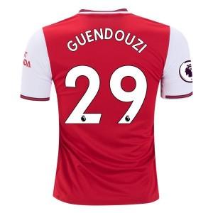 Matteo Guendouzi Arsenal 19/20 Home Jersey by adidas