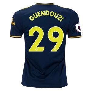 Matteo Guendouzi Arsenal 19/20 Third Jersey by adidas