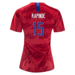 Megan Rapinoe USWNT 2019 4-star Away Jersey by Nike
