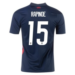 Megan Rapinoe USWNT 2020 Men's Away Jersey by Nike