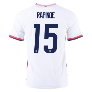 Megan Rapinoe USWNT 2020 Men's Home Jersey by Nike