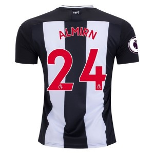 Miguel Almiron Newcastle United 19/20 Home Jersey by PUMA