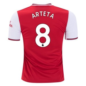 Mikel Arteta Arsenal 19/20 Home Jersey by adidas