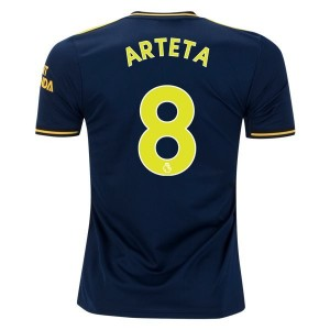 Mikel Arteta Arsenal 19/20 Third Jersey by adidas