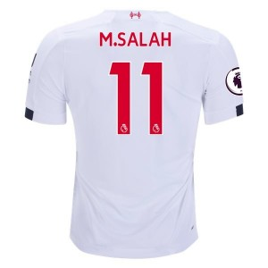 Mohamed Salah Liverpool 19/20 Away Jersey by New Balance
