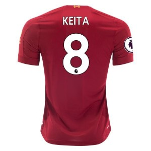 Naby Keita Liverpool 19/20 Home Jersey by New Balance
