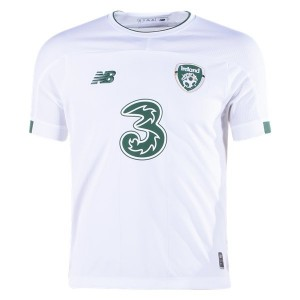 New Balance Ireland Youth Away Jersey 2019